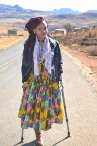 Casual Day ambassador Bongi Mdluli