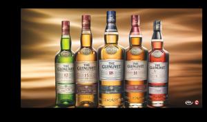The Glenlivet Whisky Range
