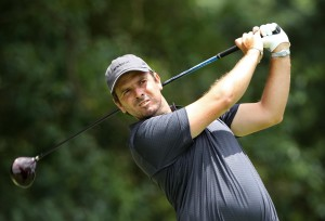 JOHANNESBURG, SOUTH AFRICA - JANUARY 11: Thomas Aiken during Round 4 of the SA Open Championship at Glendower Golf Club on January 11, 2015 in Johannesburg, South Africa. (EDITORS NOTE: For free editorial use. Not available for sale. No commercial usage.) (Photo by Luke Walker/Sunshine Tour/Gallo Images)